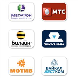 Операторы сотовой связи Верхнего Баскунчака