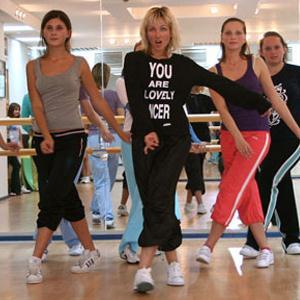 Школы танцев Верхнего Баскунчака